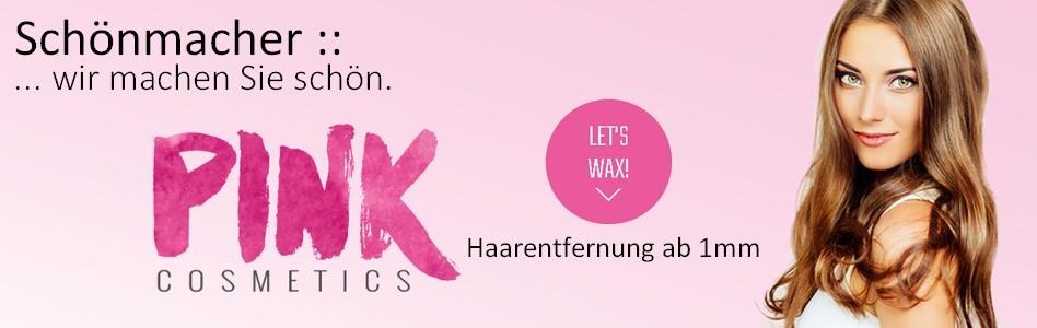 Pink Waxing