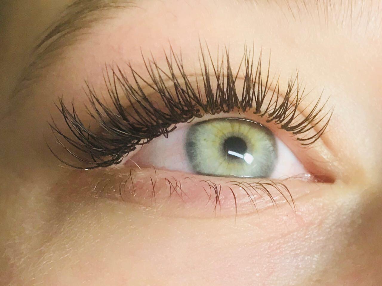 Schönmacher - Wimpernverlängerung