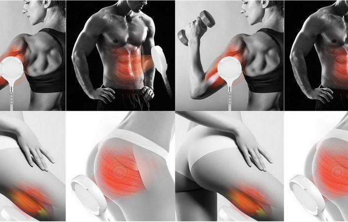 Hifem Technology – Muscle Building